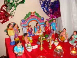 Golu dolls decor copy