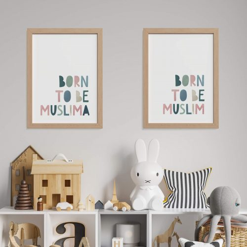 Islamisches Poster