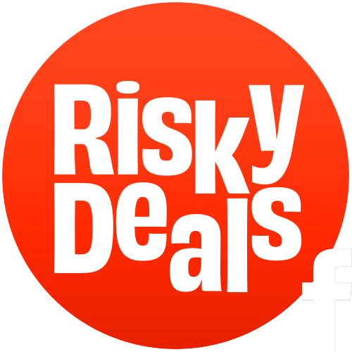 Risky Deals Board Game