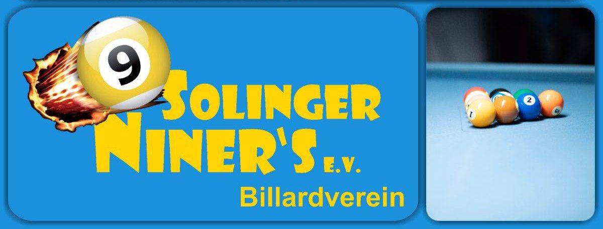 Billard Cub Solinger Niner's e.V.