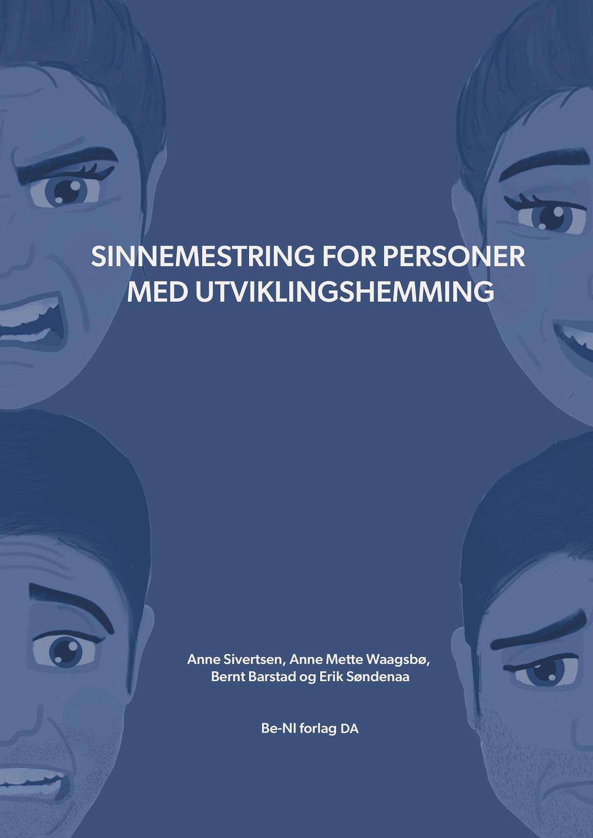 Forside: Sinnemestring (bok)