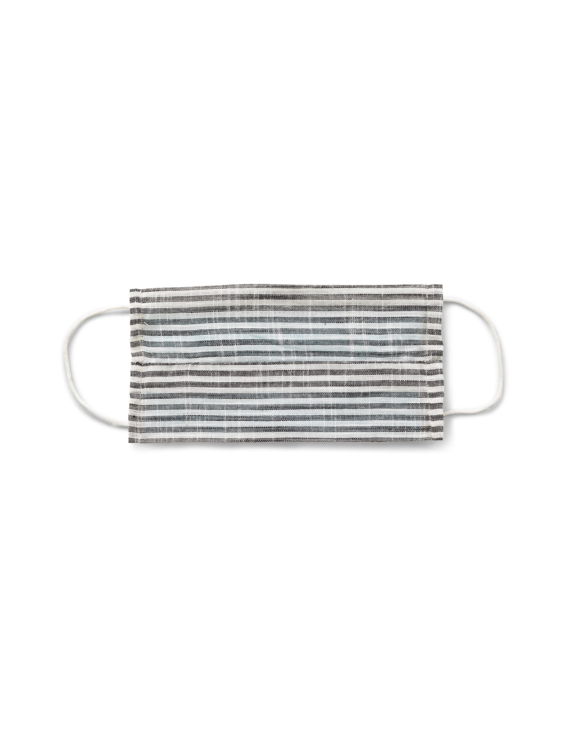 Mundbind – Grey stripes