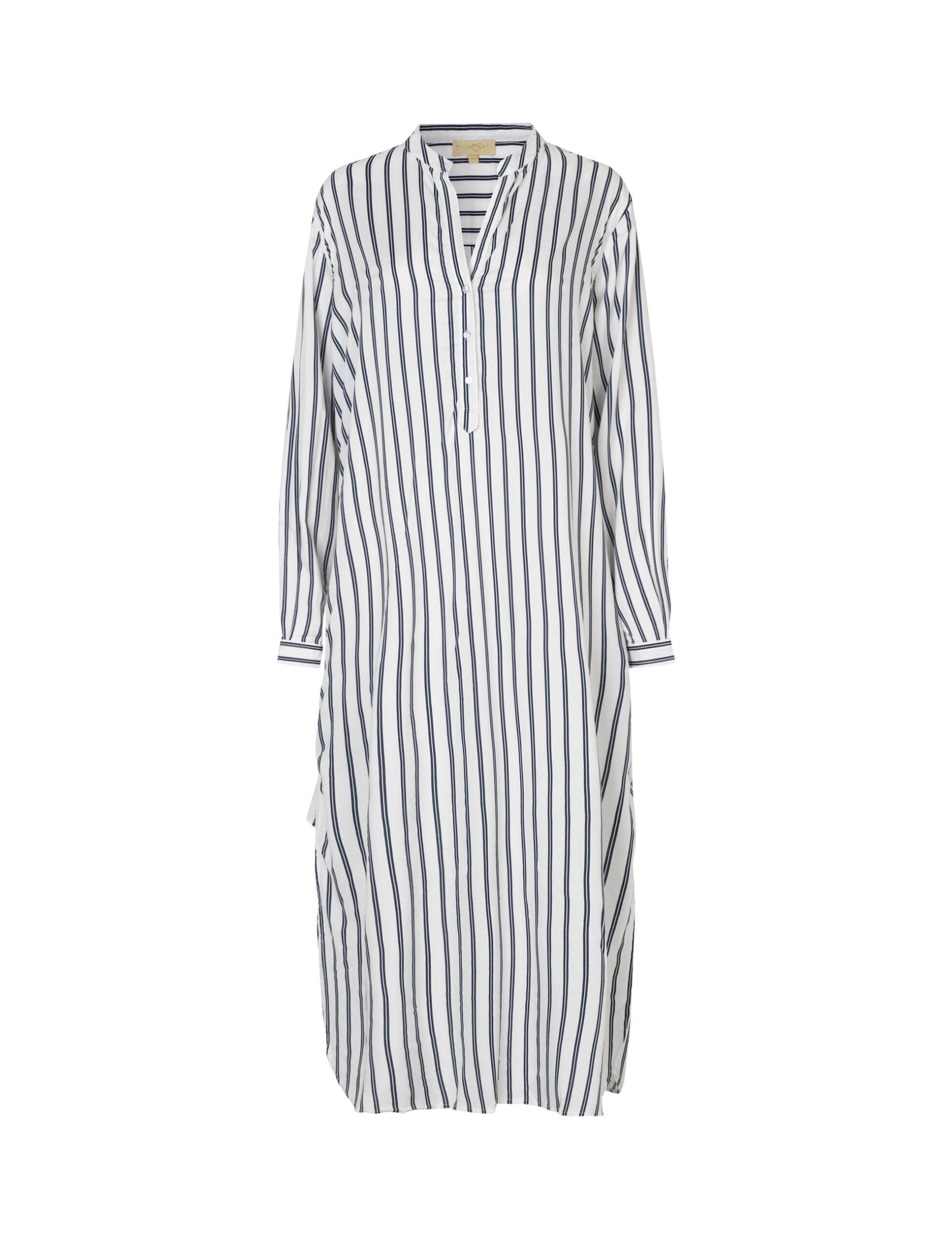 Pureheart long – White stripe