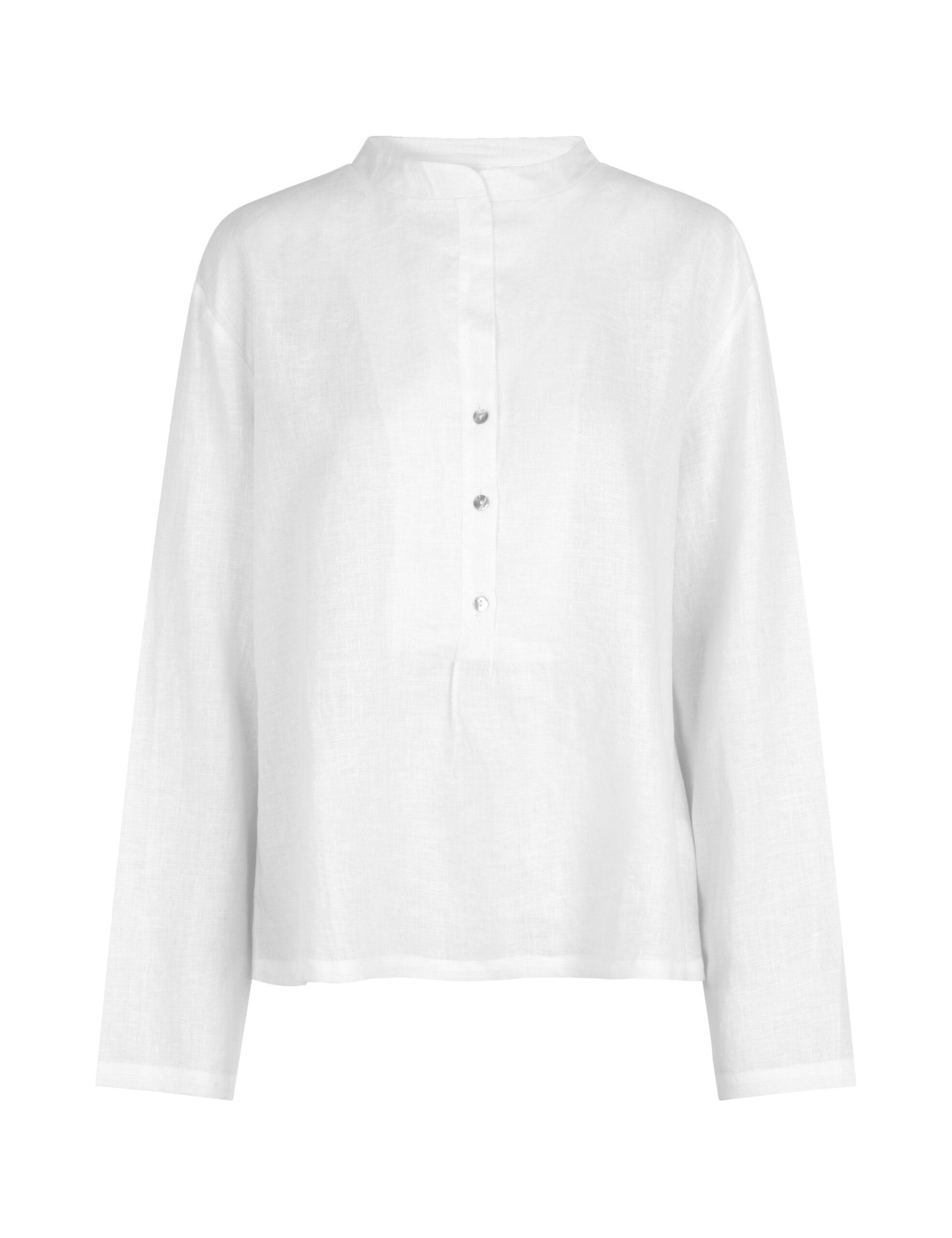 LINDA SHIRT – White