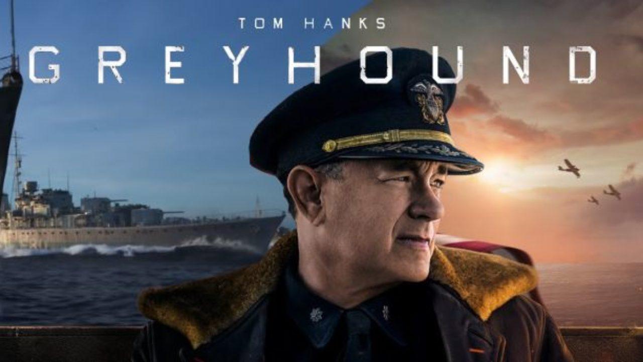 Greyhound – Tom Hanks krigar mot ubåtar