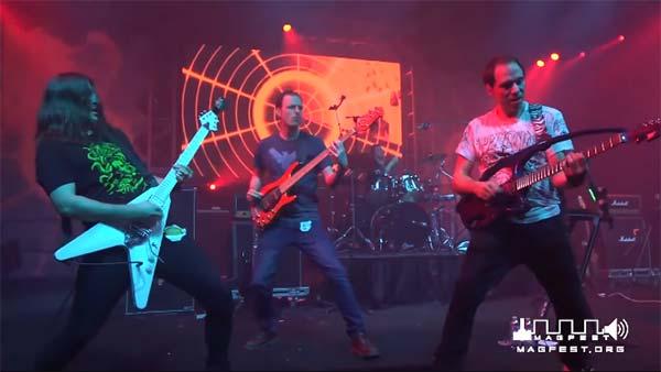 Frank Klepacki & The Tiberian Sons LIVE – full show med underbar C&C musik