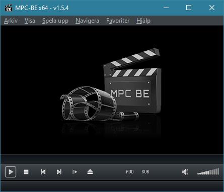 Se film med HDR-färg på en vanlig SDR-skärm med MPC-BE