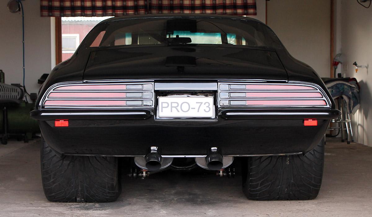Predator Racing – vad händer med brorsans Pontiac?