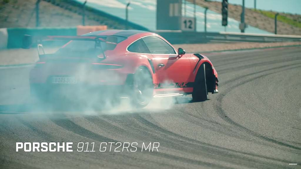 Top Gears Chris Harris driftar med 121 olika bilar