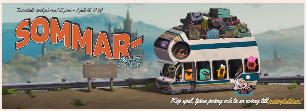 Steam SommarRea 2020 – Förslag på prisvärda Spel