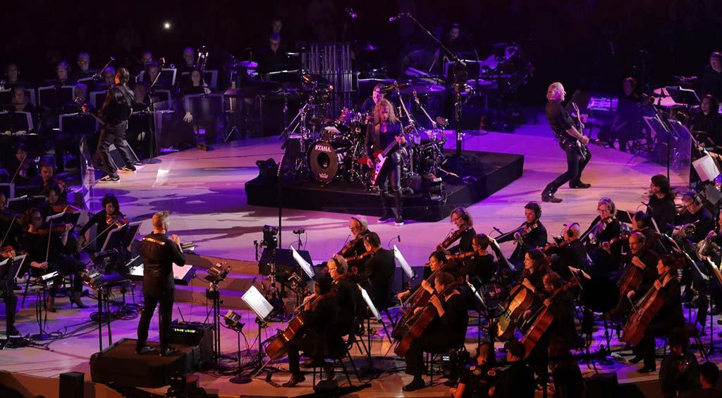 Metallica & San Francisco Symphony gör det igen: S&M2