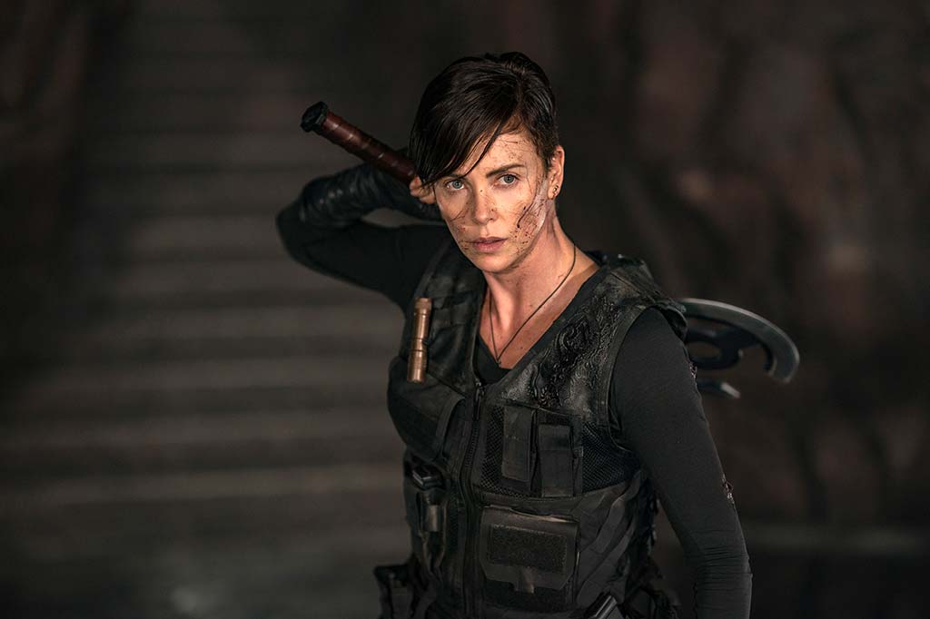 The Old Guard – Charlize Theron som odödlig krigare