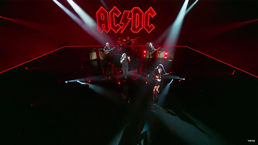 AC/DC – Shot In The Dark: legenderna rockar på!