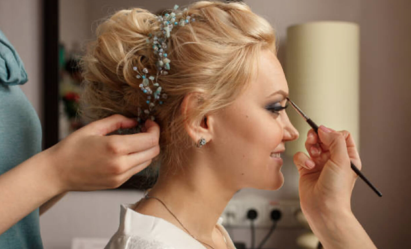 Your wedding day is one of the most treasured days of your life; let us help you to look and feel your absolute best on your special day. Pop into Bennetts Hair and Beauty for your free consultation, where we can help you pick from a selection of tailored packages which can be tailored to suit your budget.