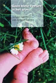 geen blote voetjes in het gras