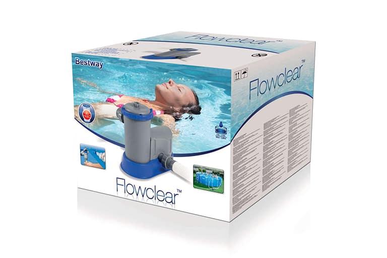 Flowclear Filterpumpe