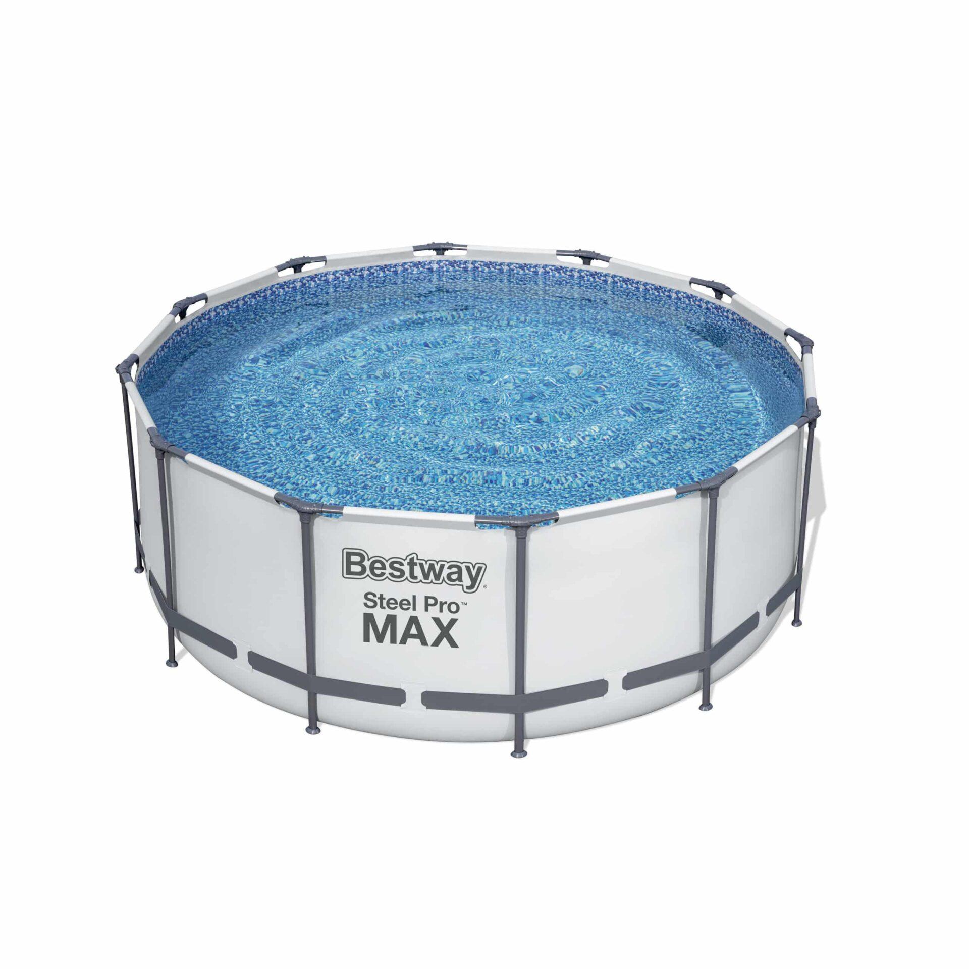 Rundt Steel Pro MAX™ R3 bassengsett