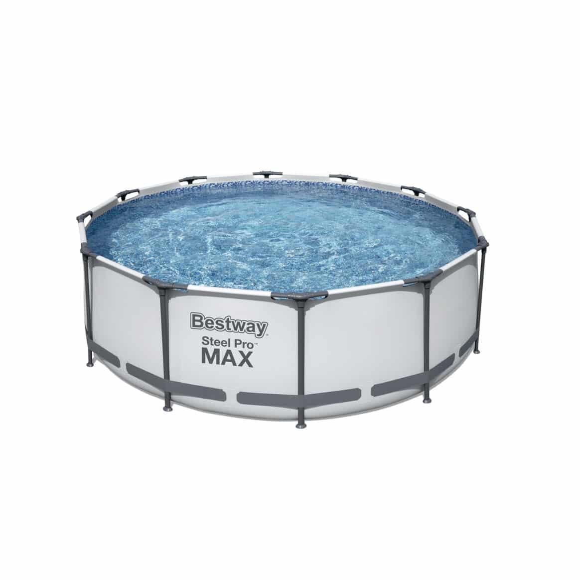 Rundt Steel Pro MAX R2 bassengsett bestway