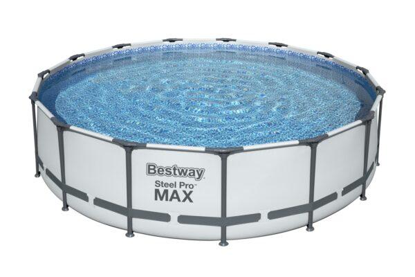 Rundt Steel Pro MAX Z2 basseng
