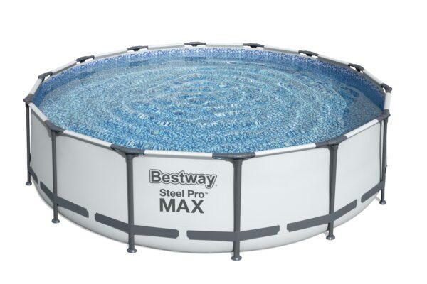 Rundt Steel Pro MAX Z1 basseng til god pris