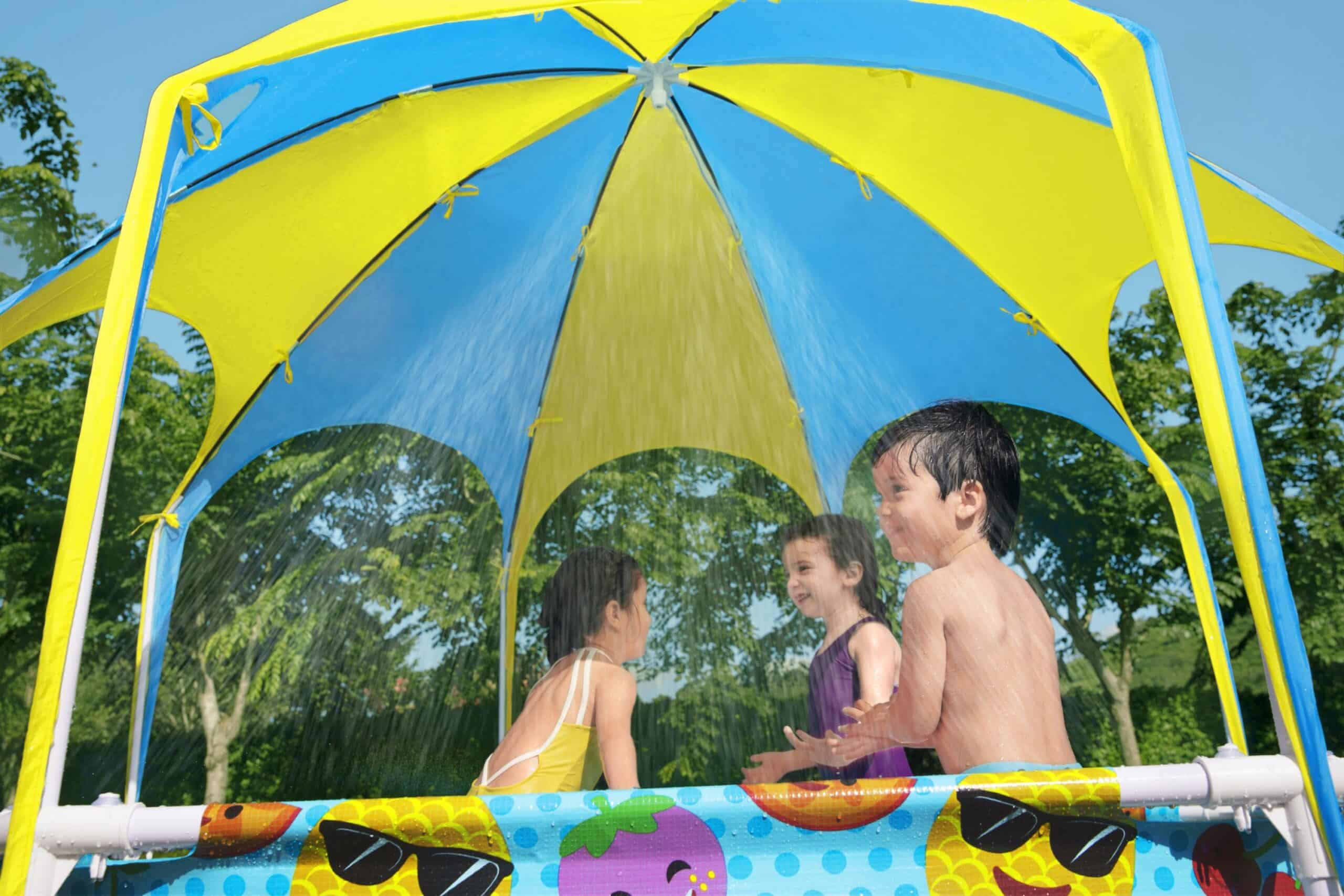 Steel Pro UV Careful barn i aktivitet