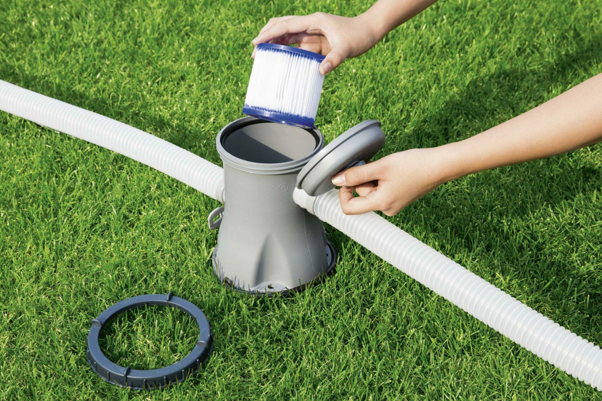 Flowclear Filter Type 1 til filterpumpe fra bestway