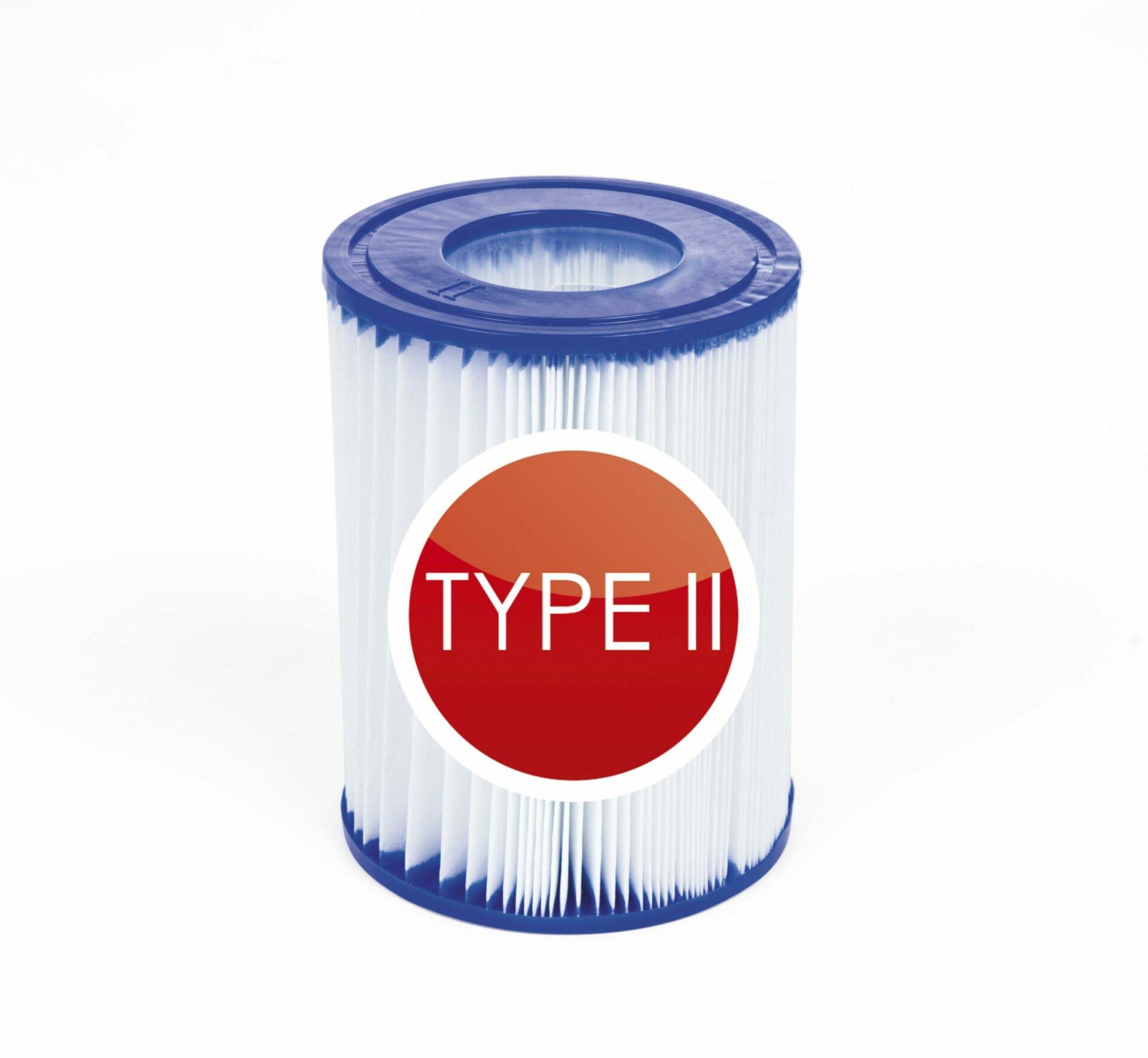 Flowclear Filter Type 2 til filterpumpe