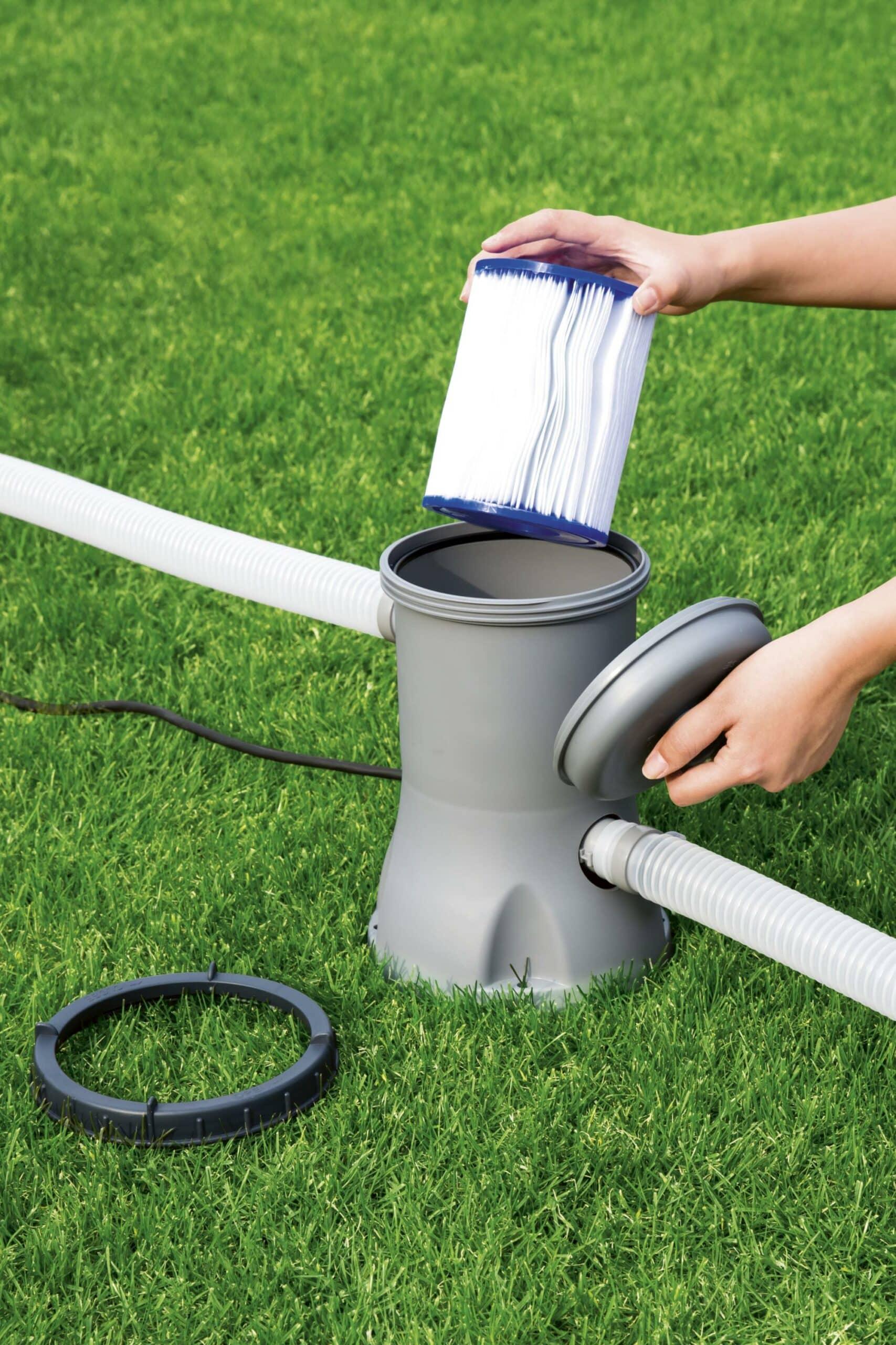 Flowclear Filter Type 2 til utendørs basseng
