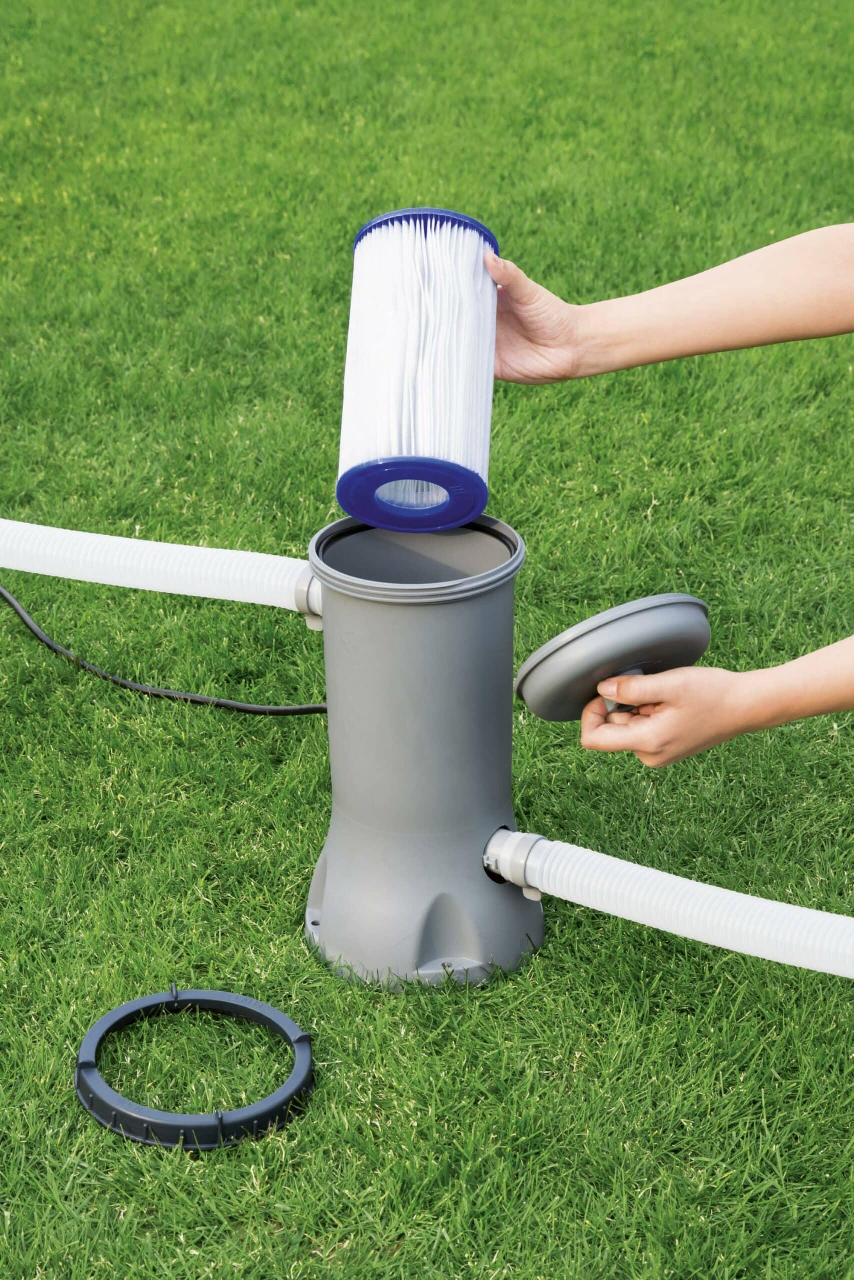 Flowclear Filter Type 3 til hagebasseng