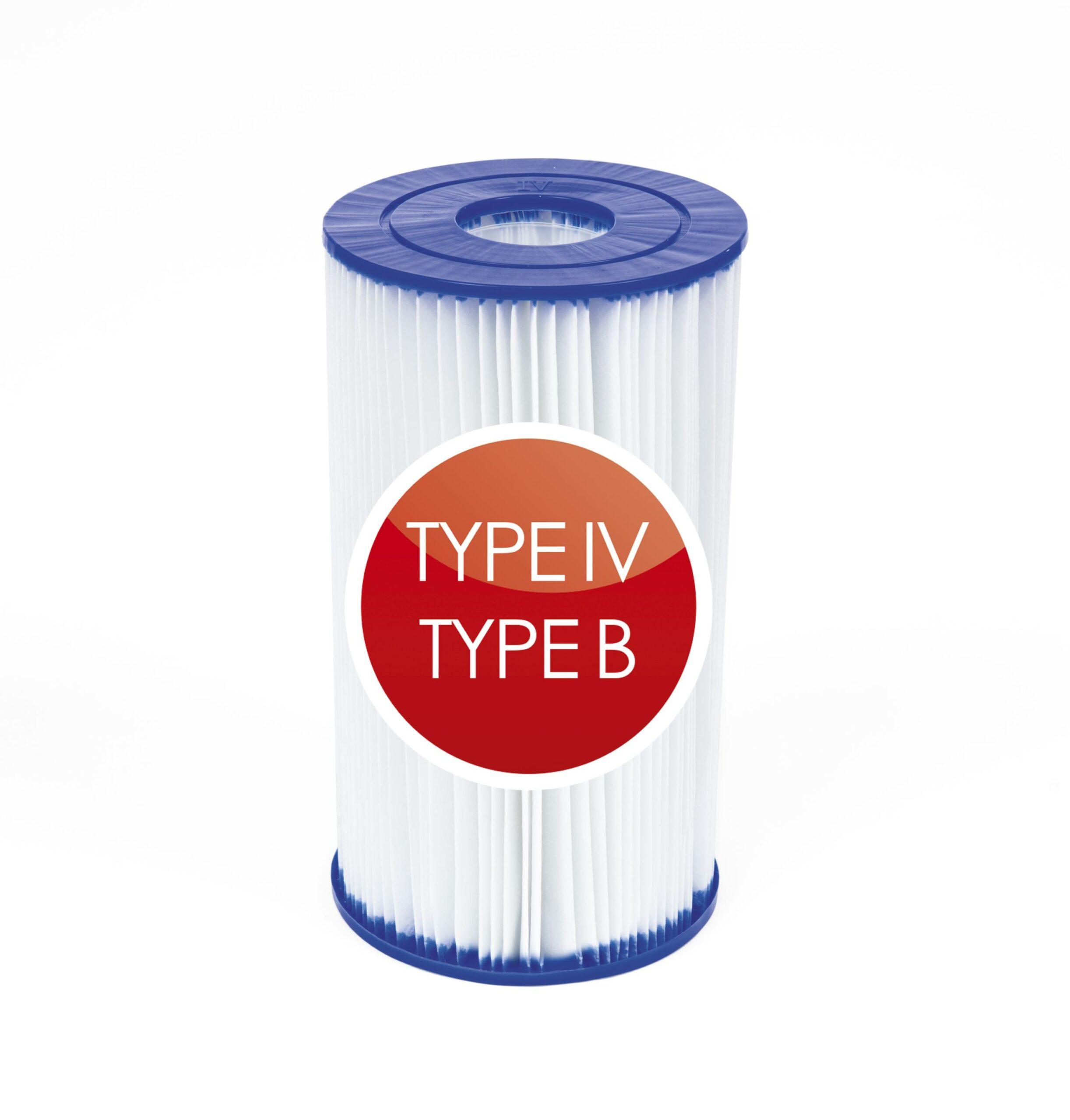 Flowclear Filter Type 4 til hagebasseng