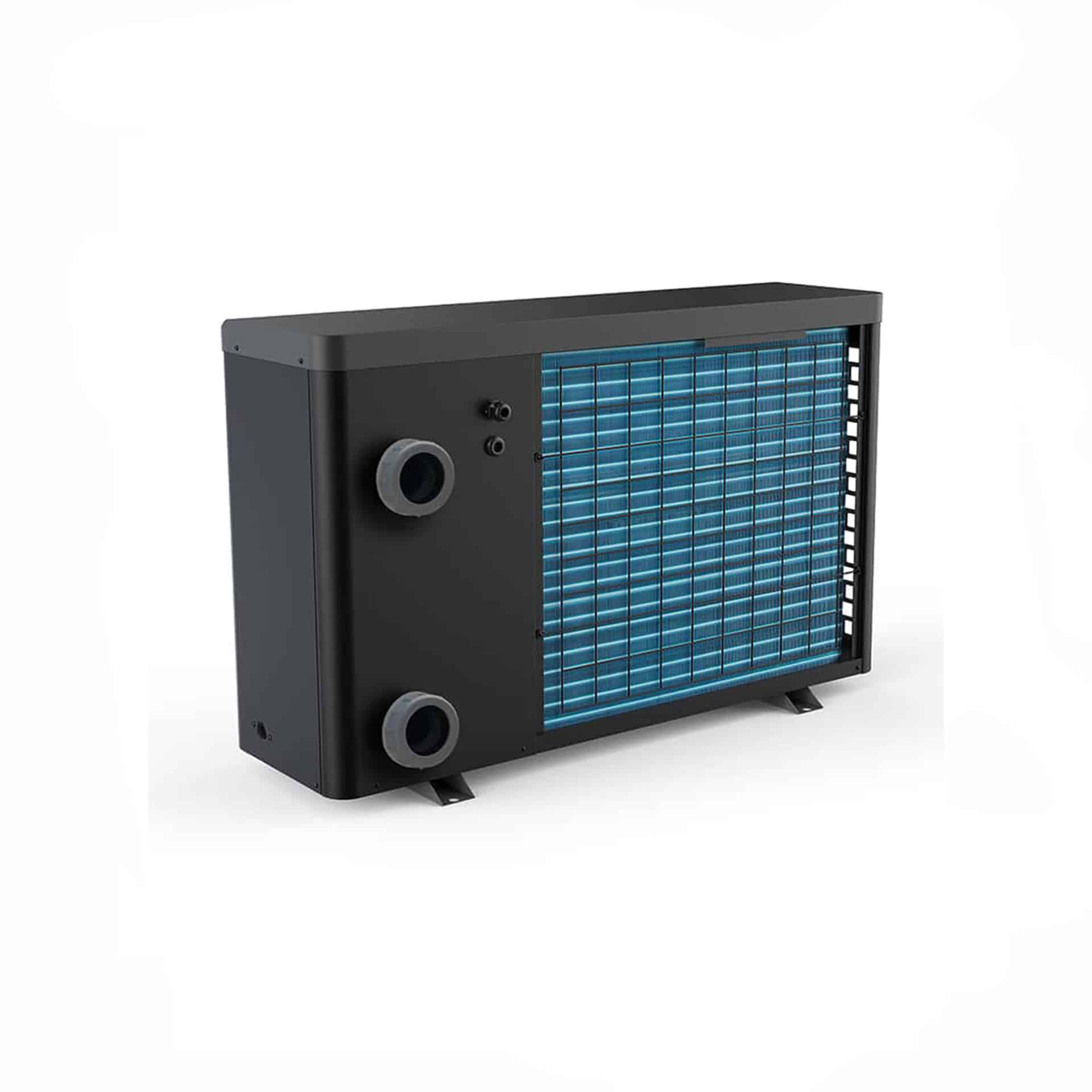 HeatBooster Pro Varmepumpe med WiFi 11 KW bakside