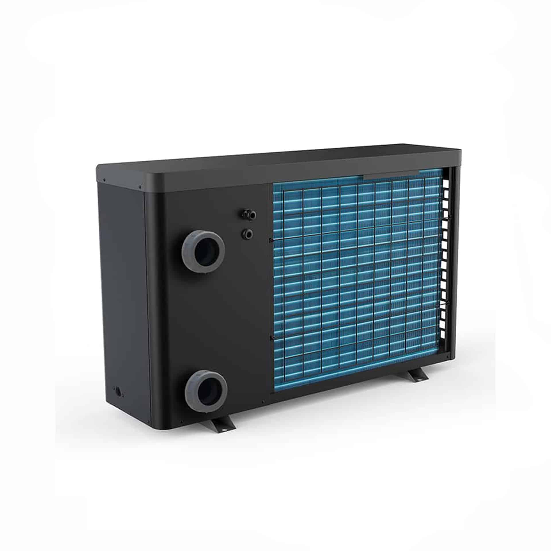 HeatBooster Pro Varmepumpe med WiFi 13.5 KW bakside