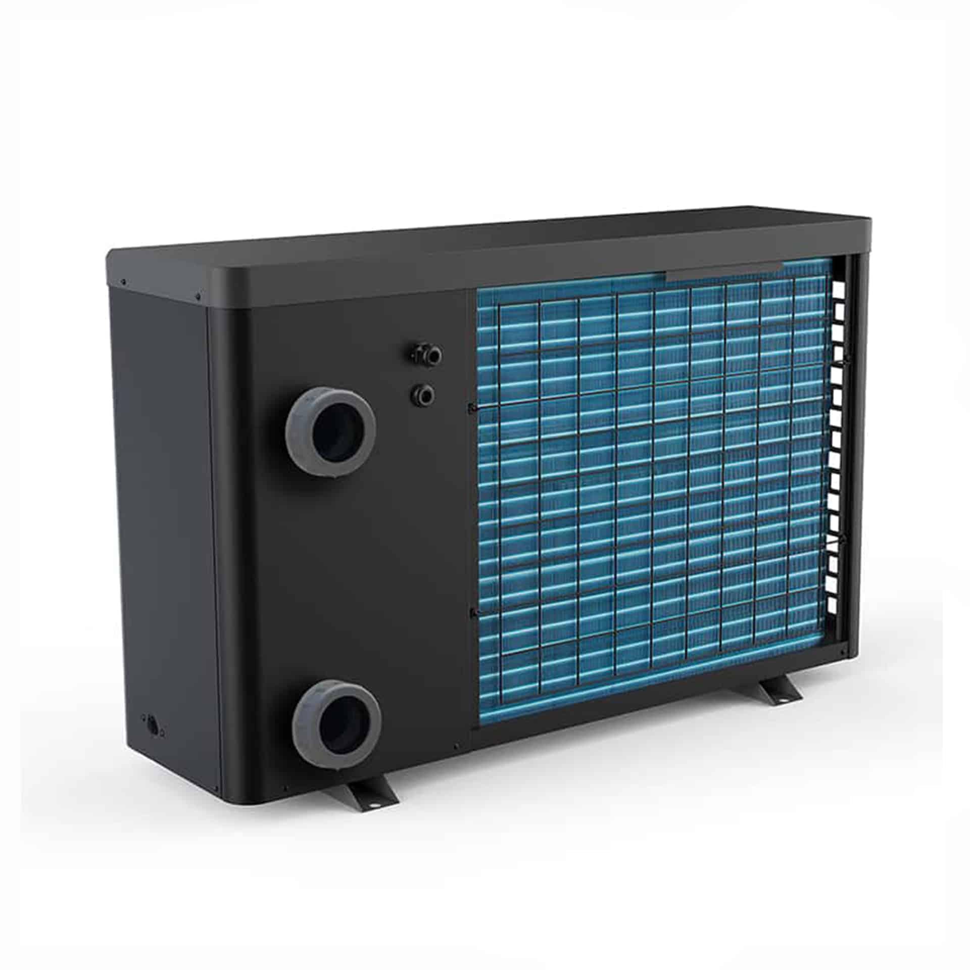 HeatBooster Pro Varmepumpe med WiFi 16 KW bakside