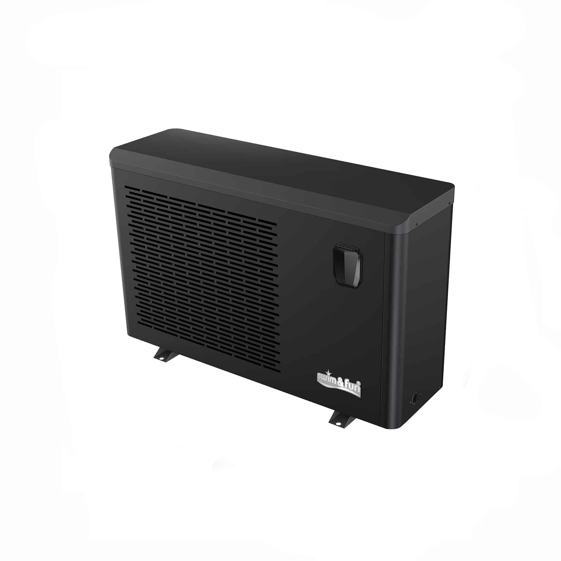 HeatBooster Pro Varmepumpe med WiFi 9 KW