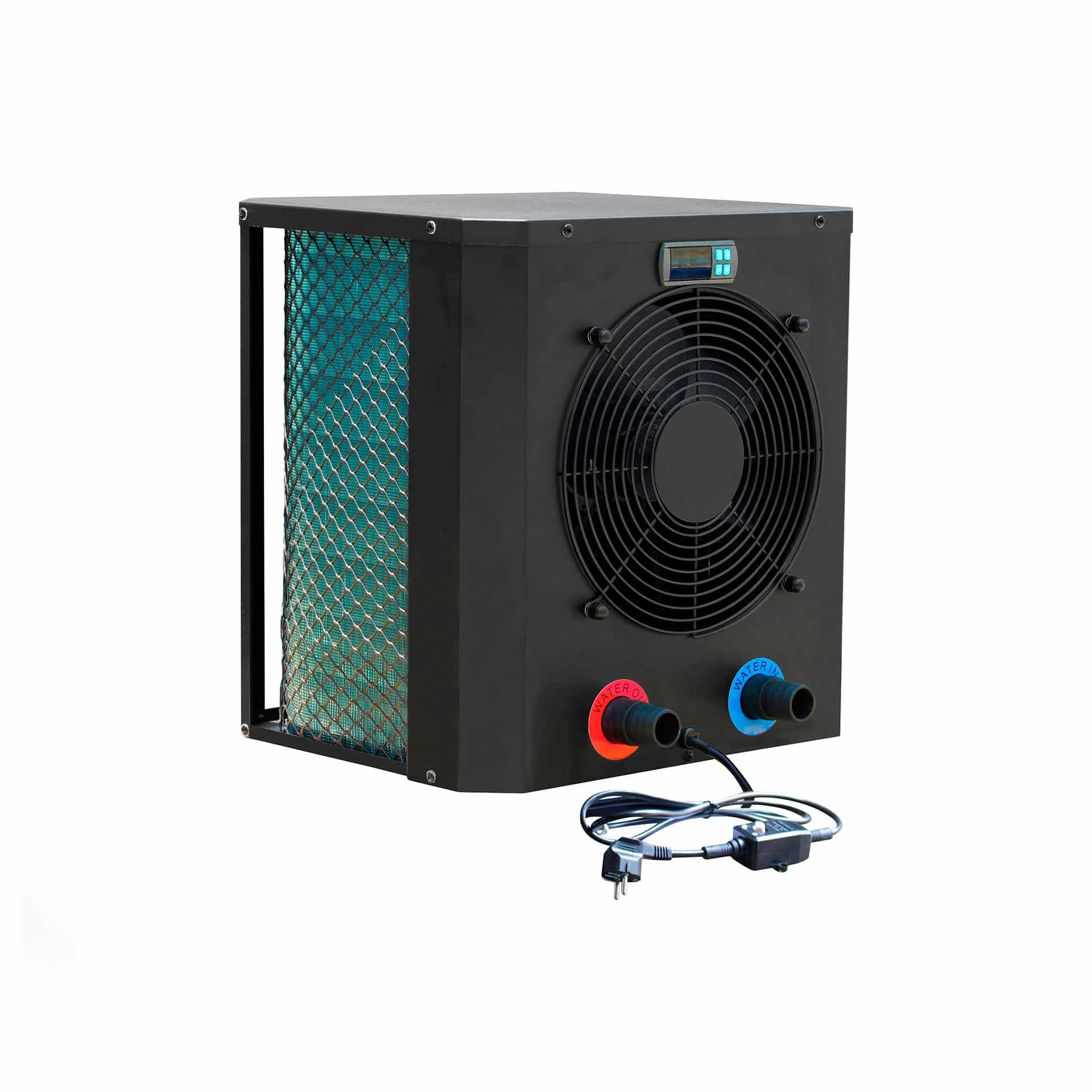 HeatSplasher ECO Varmepumpe til basseng
