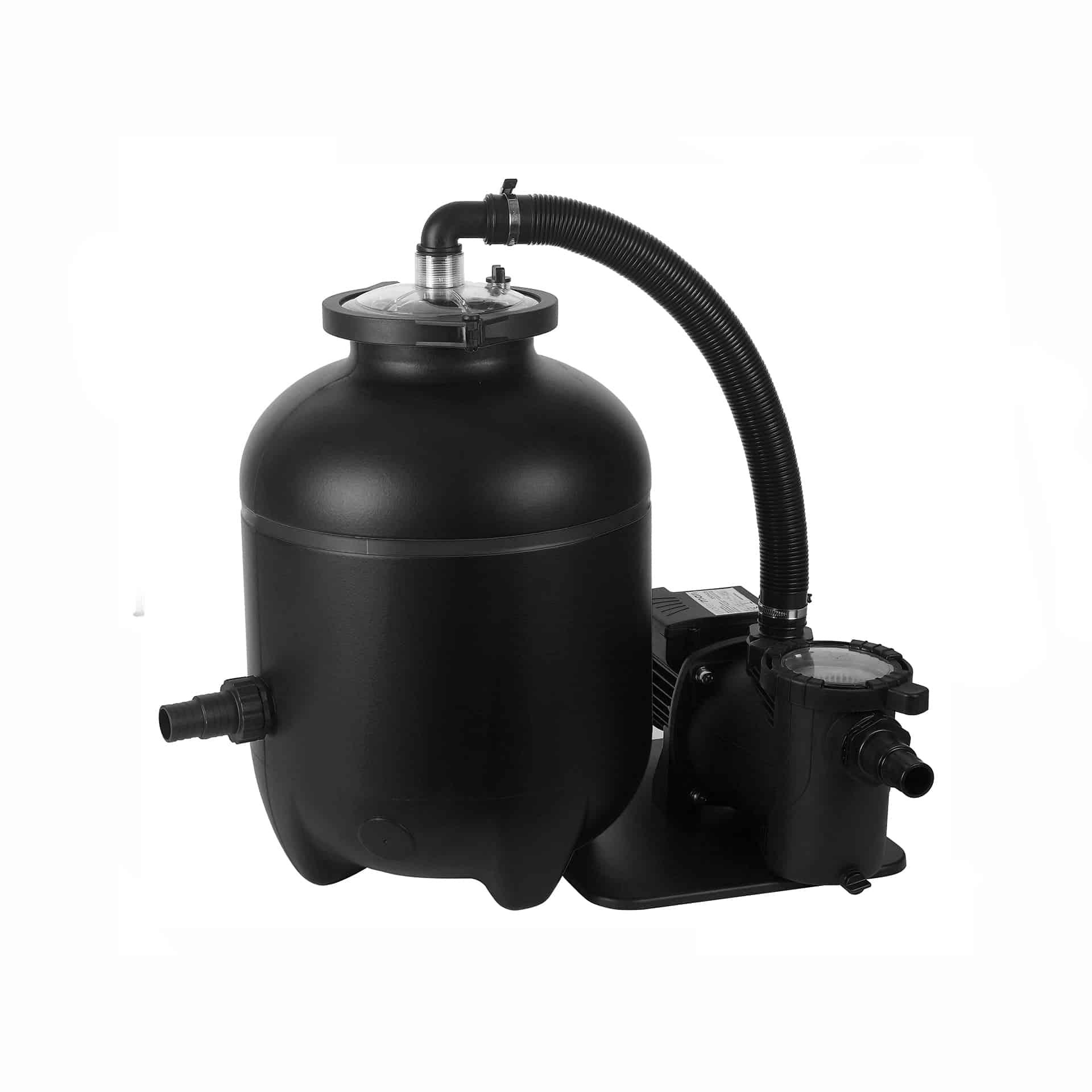 Filterballs Sirkulasjonspumpe 300W