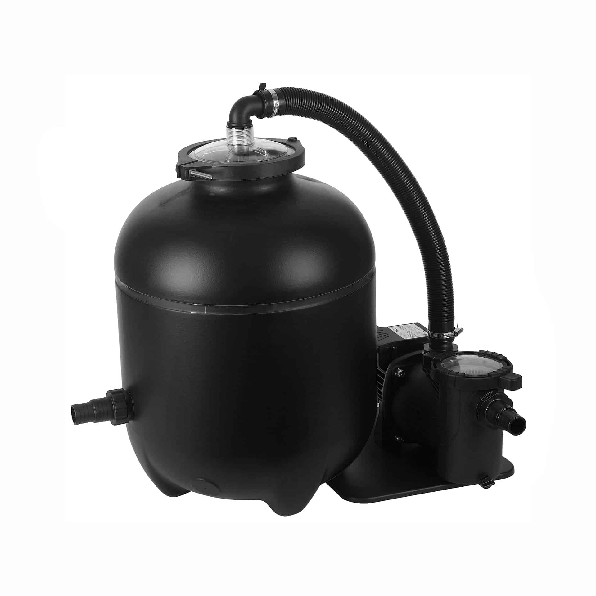 Filterballs Sirkulasjonspumpe 400W