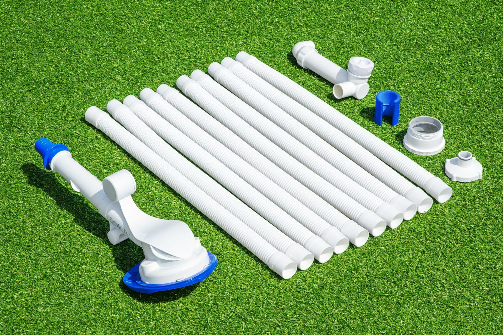 Flowclear™ AquaSweeper medfølgende i pakken