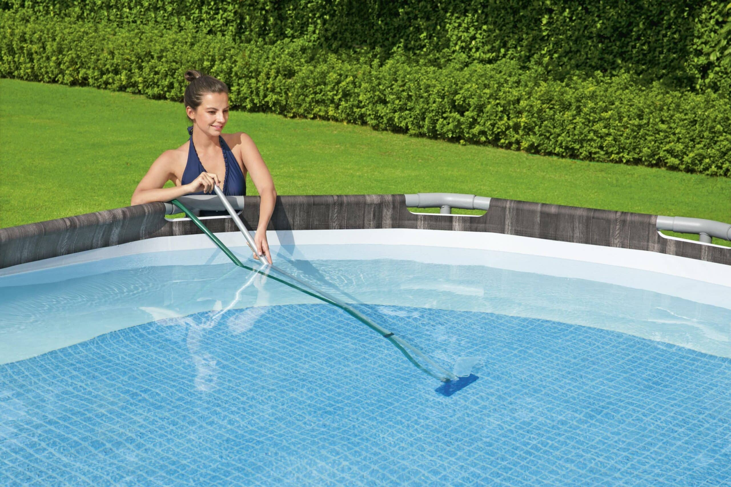 Bestway Flowclear™ Bassengtilbehørssett bruk i basseng