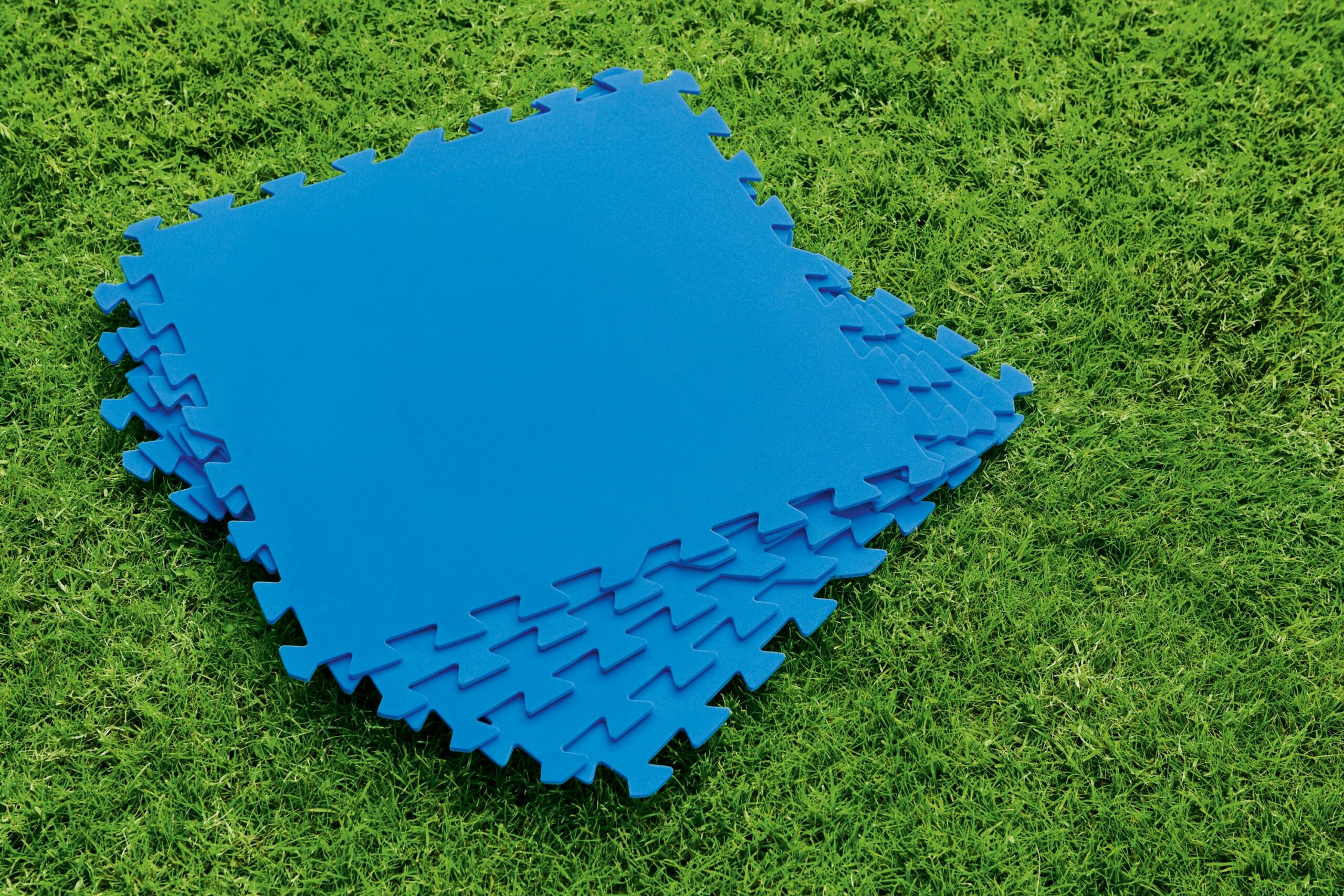 Bestway gulvbeskytter til hagebasseng (50cm x 50cm) frontbilde