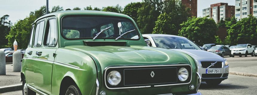 Familien Danmark på Hjul – En udstilling for bilentusiaster
