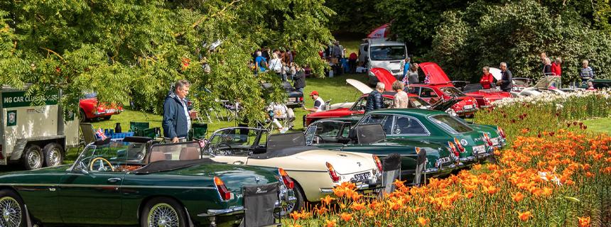 Gavnø Classic Autojumble