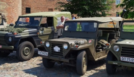 Grøn Veterankøredag, AFD Syd- og Sønderjylland