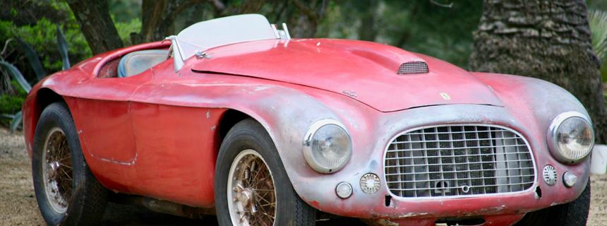 Oplev den fascinerende historie om Ferrari