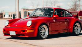 Super Car Sunday – Tinghallen