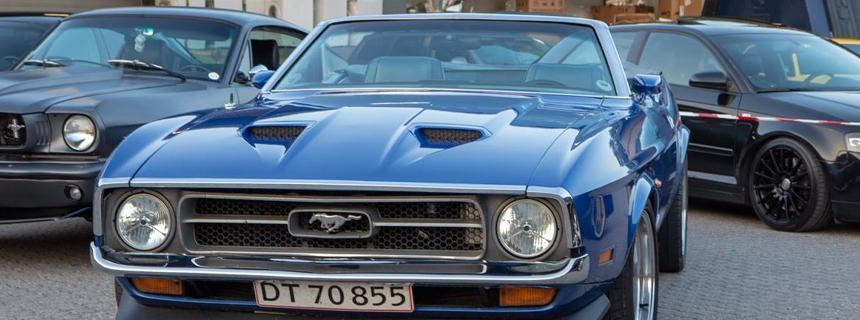 Cars & Coffee i Hillerød – Maj
