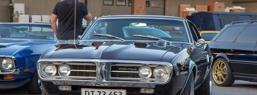 Cars & Coffee i Hillerød – Juli #1