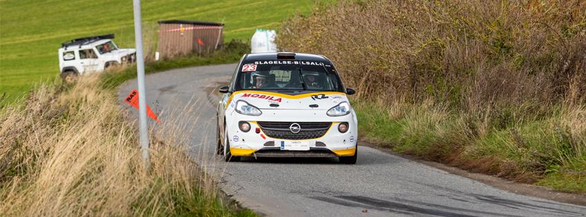 Dansk Super Rally – 1. afdeling