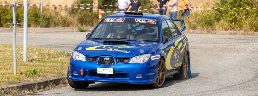 Dansk super rally – 3. afdeling