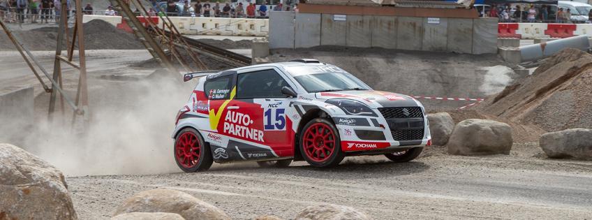 KOMO rallysprint 2021 – Gammelrand